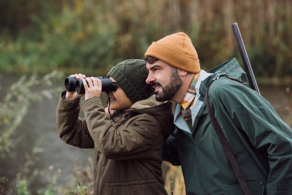 Myśliwi chcą, aby dzieci mogły znów brać udział w polowaniach