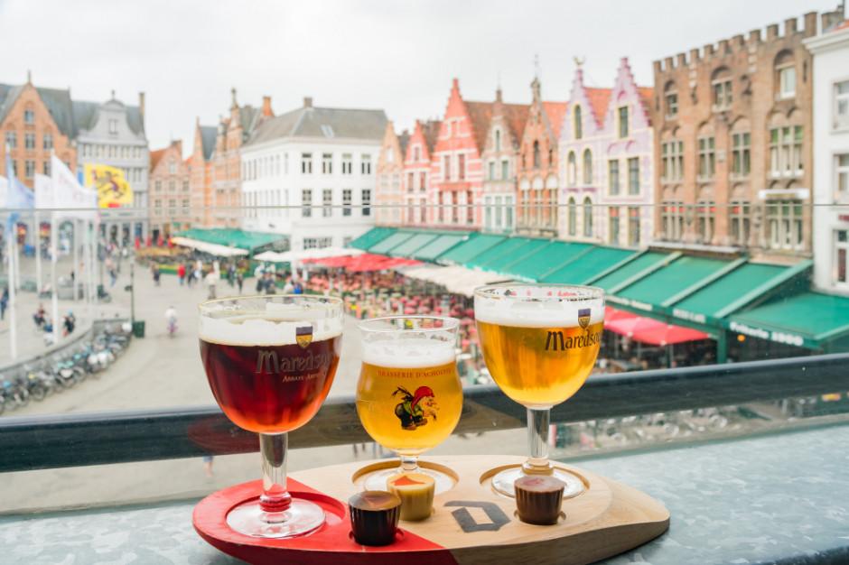 Belgia: Browary dostarczają piwo do domów spragnionych klientów
