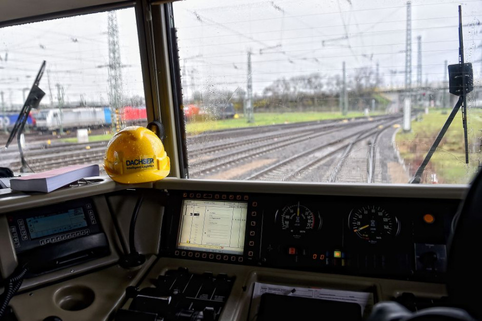 Dachser: w 14 dni pociągiem przez Polskę do Chin