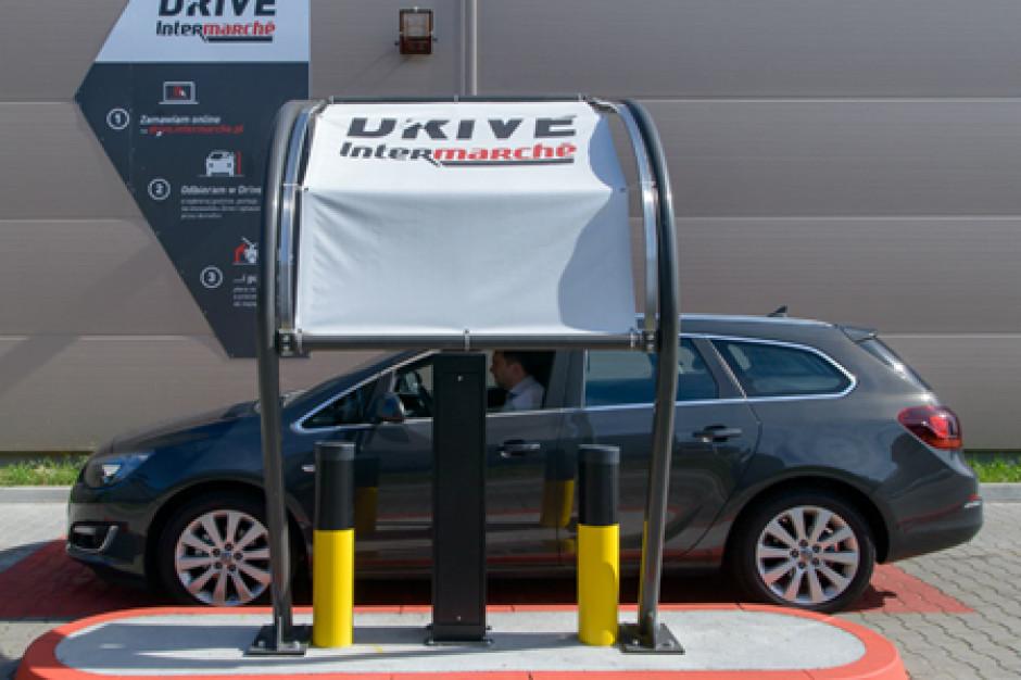 Intermarché rozwija usługę Drive