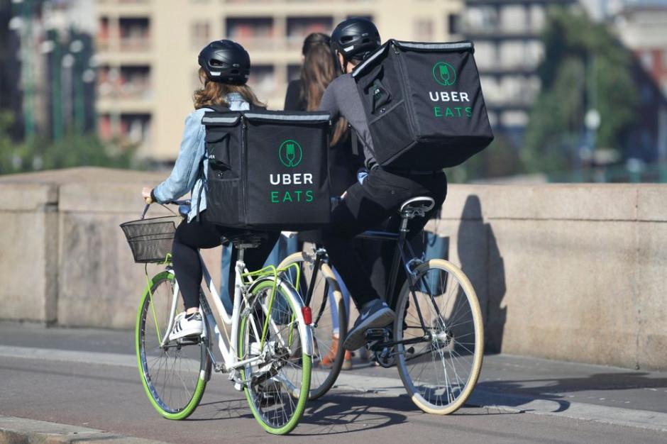 Uber umożliwi dostarczanie przesyłek znajomym