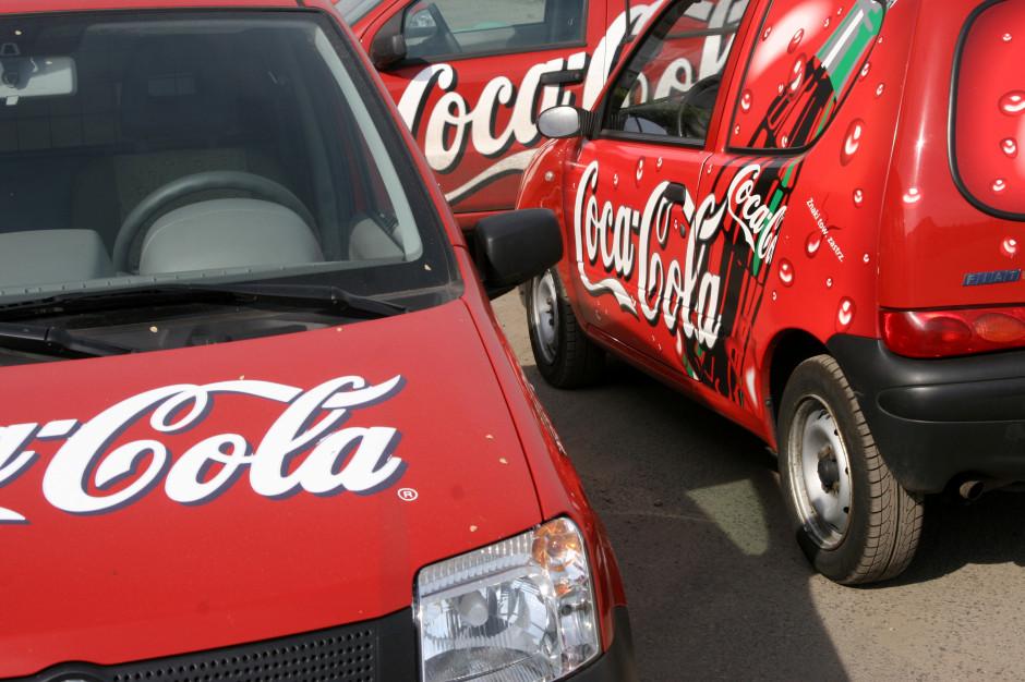 Coca-Cola z 25-procentowym spadkiem sprzedaży