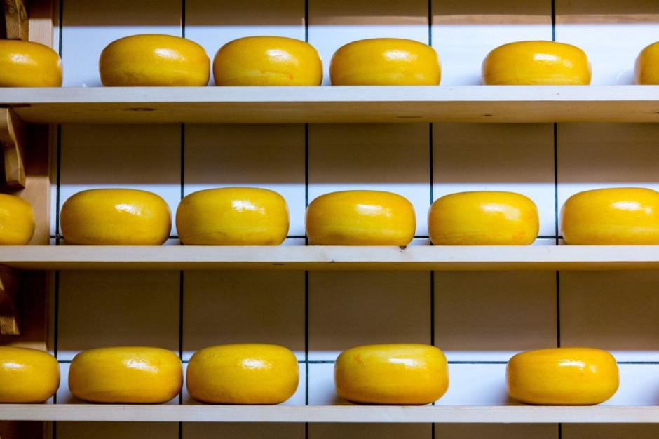 Ministerstwo rolnictwa podało listę 12 firm mleczarskich sprowadzających ser i masło
