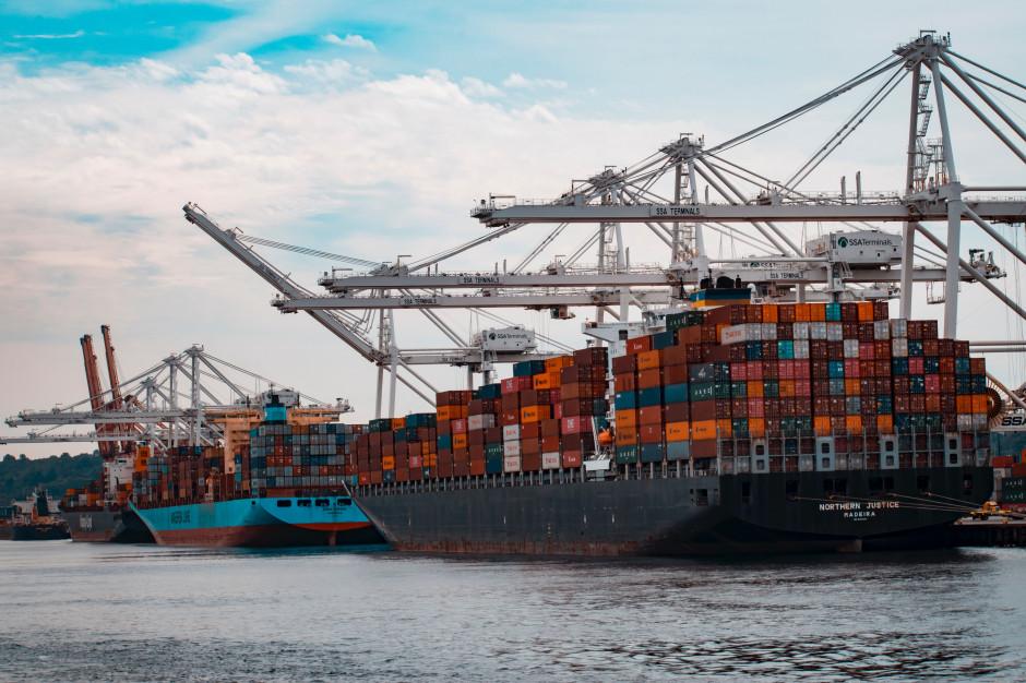 Drogi transport morski do Chin. Tracą polscy producenci żywności