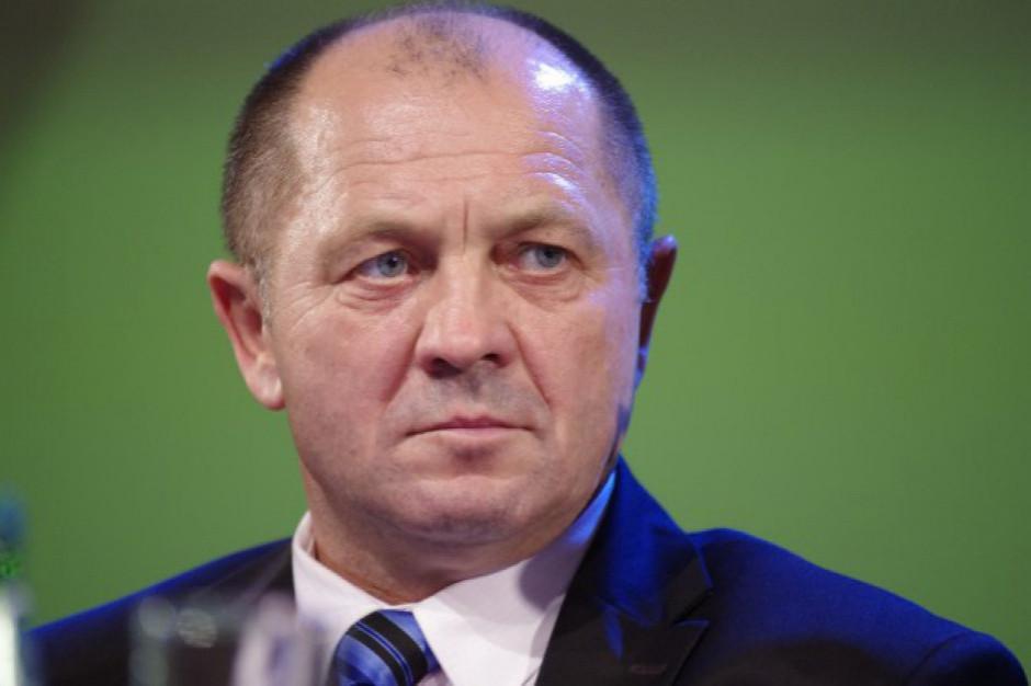 Sawicki: Rząd posiada co najmniej 2 mld euro rezerwy, którymi mógłby wesprzeć rolników