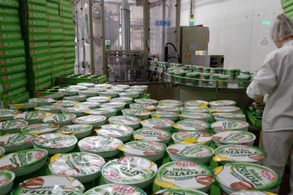 Mlekovita: eksport w I kwartale osiągnął 400 mln zł; wzrost o 30%