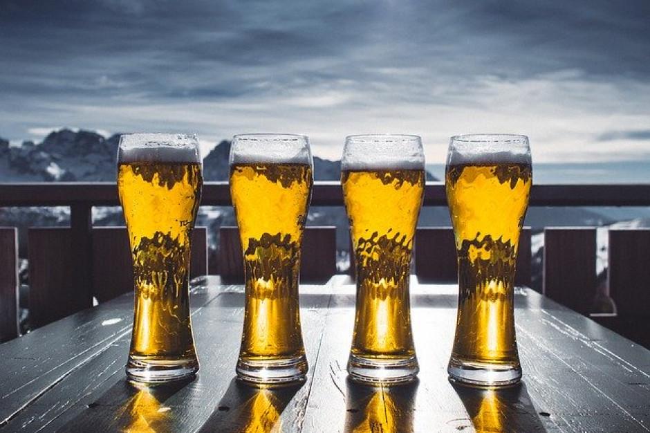 Produkcja piwa nieźle sobie radzi w tym roku