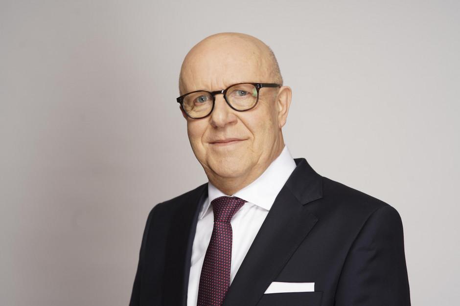 Prezes Lewiatan Holding Wojciech Kruszewski przechodzi na emeryturę