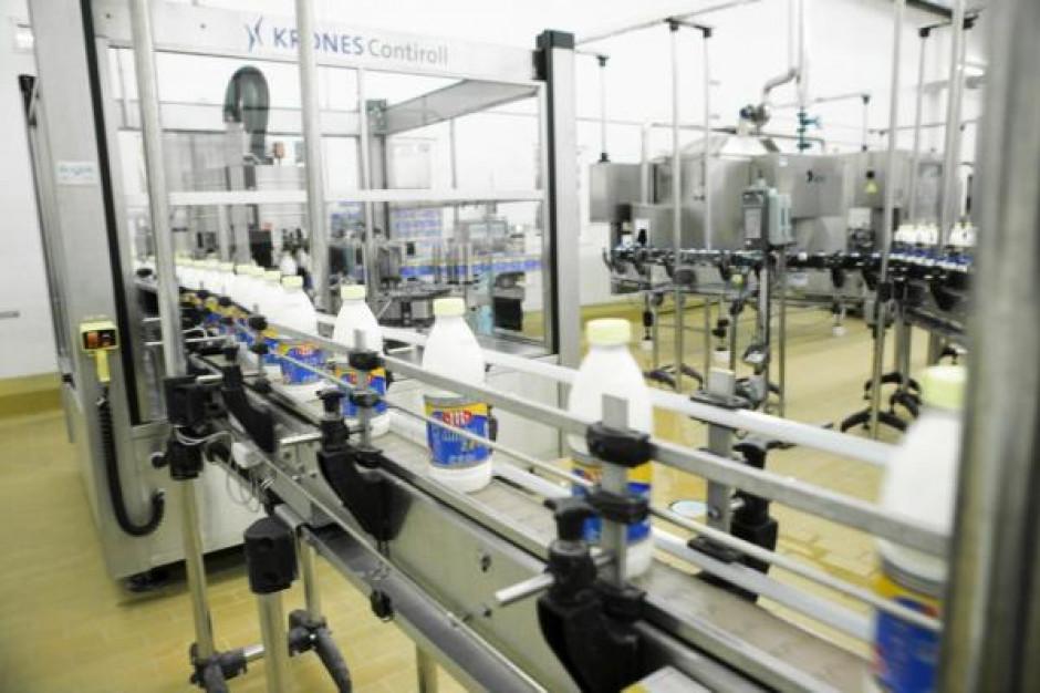 Mlekovita świadczy usługi przerabiania mleka zagranicznym firmom