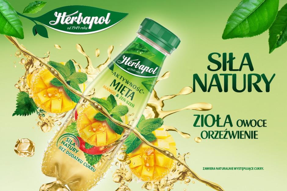 Herbapol rozszerza portfolio gotowych do picia napojów o dwa nowe warianty