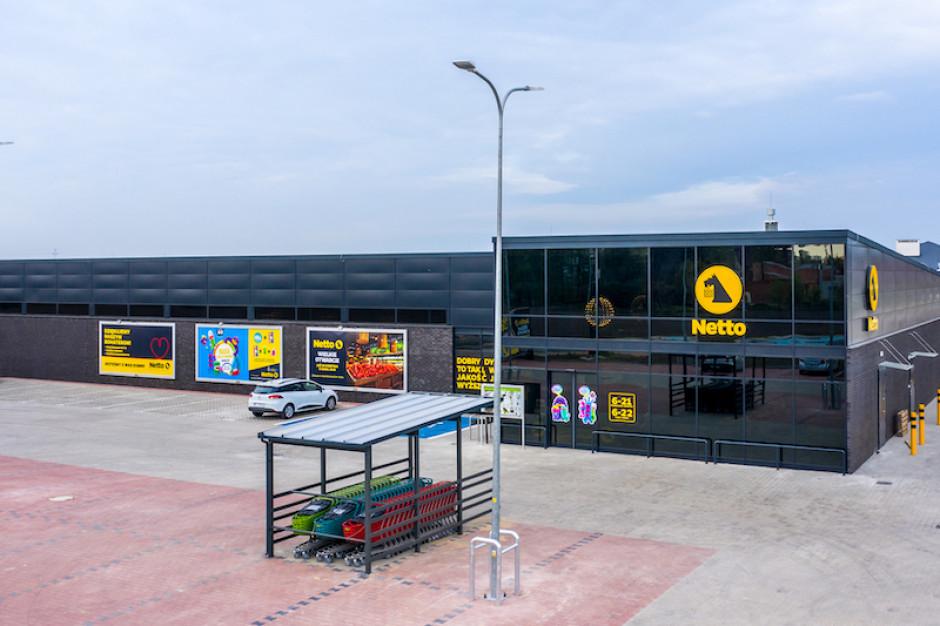 Netto otwiera kolejny sklep w Wielkopolsce