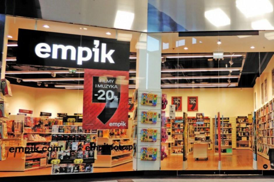 Empik odstąpił od 40 umów najmu z galeriami handlowymi