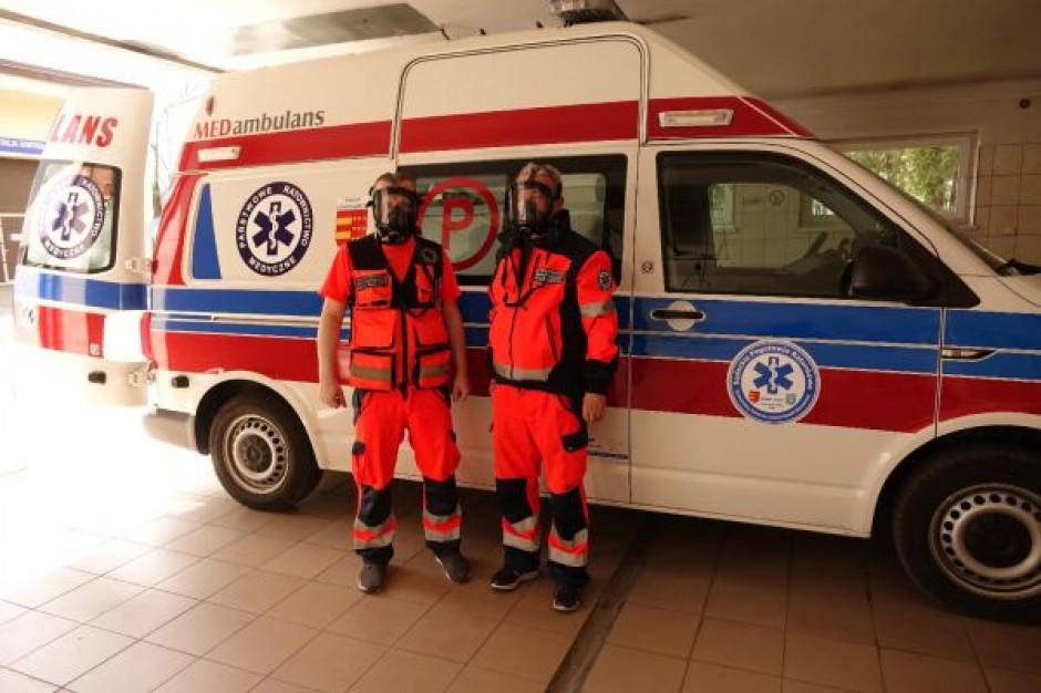 Firma Koral przekazuje sprzęt dla małopolskich ratowników