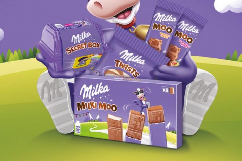 Milka poszerza portfolio o nową linię produktów dla dzieci