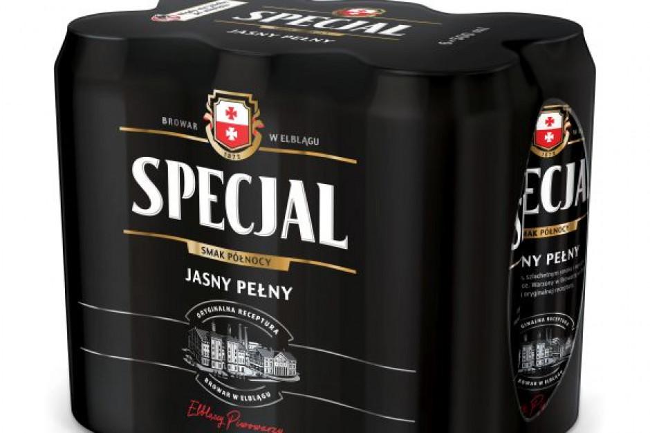 Piwo Specjal dostępne w nowym opakowaniu