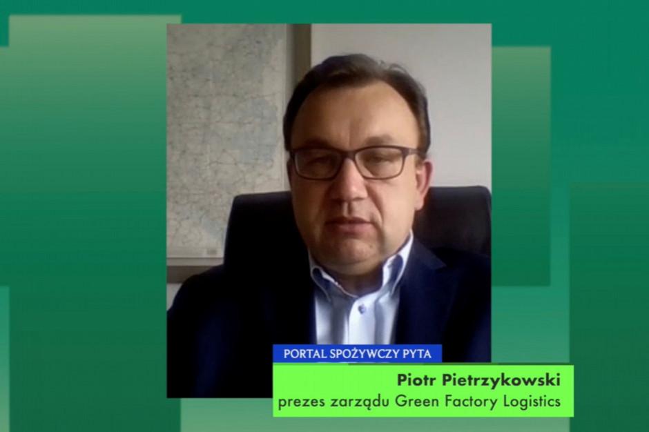 Prezes Green Factory Logistics: jedynie współpraca zaowocuje rozwojem (wideo)