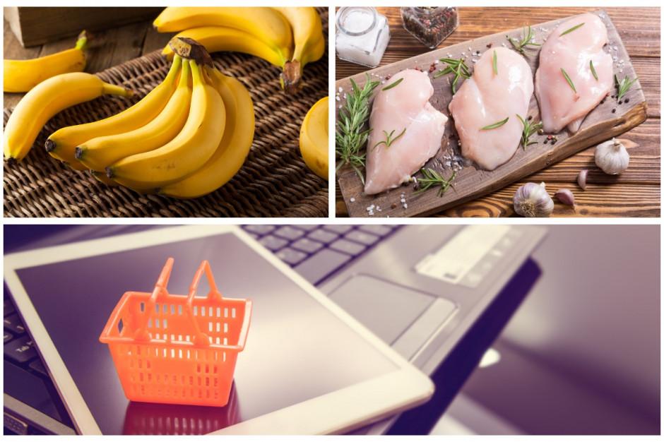 Biedronka: Klienci używający aplikacji Glovo najczęściej zamawiają banany i filety z piersi kurczaka