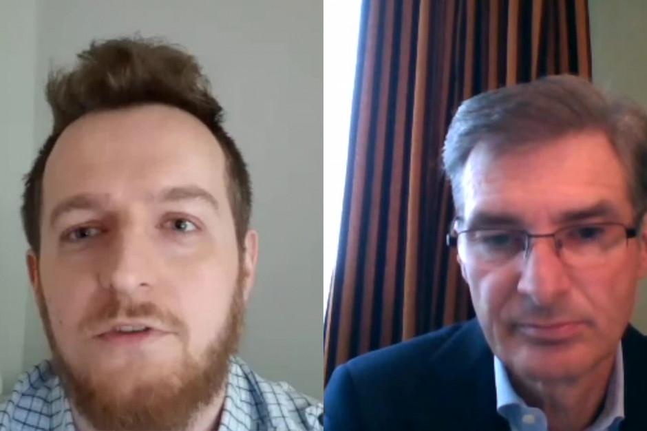Kulikowski: Branża drobiarska bardziej liczy na pomoc polskiego rządu niż UE (wideo)
