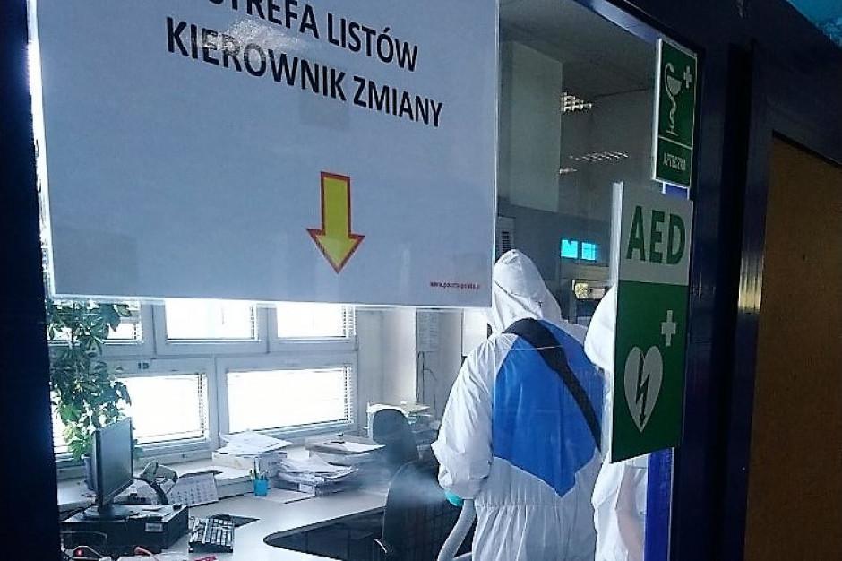 Poczta Polska dba o bezpieczeństwo klientów i pracowników