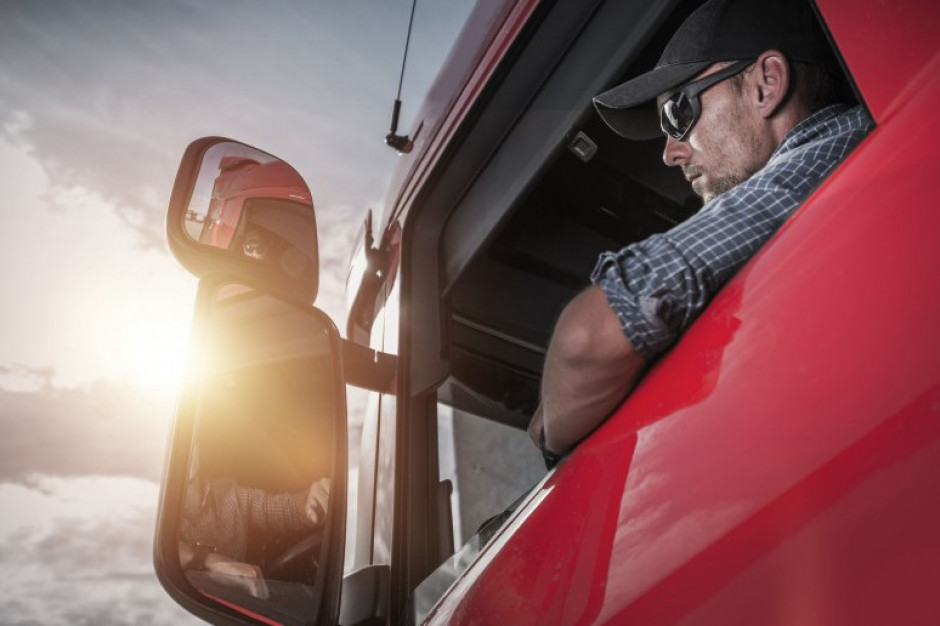 Transport i logistyka wytwarza 6 proc. PKB - jak wygląda praca kierowcy