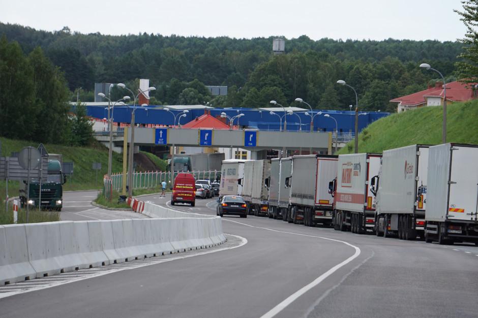 Kontrole na granicach przedłużone do 12 czerwca