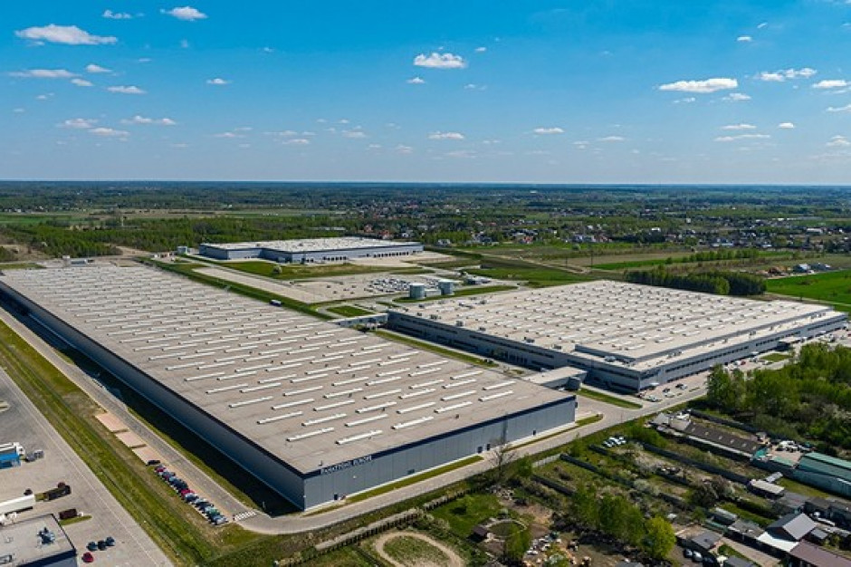 Panattoni ukończyło budowę Panattoni Appliance Park o wartość inwestycji 18 mln EUR
