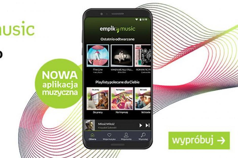 Empik rzuca wyzwanie serwisom muzycznym takim jak Spotify czy Tidal