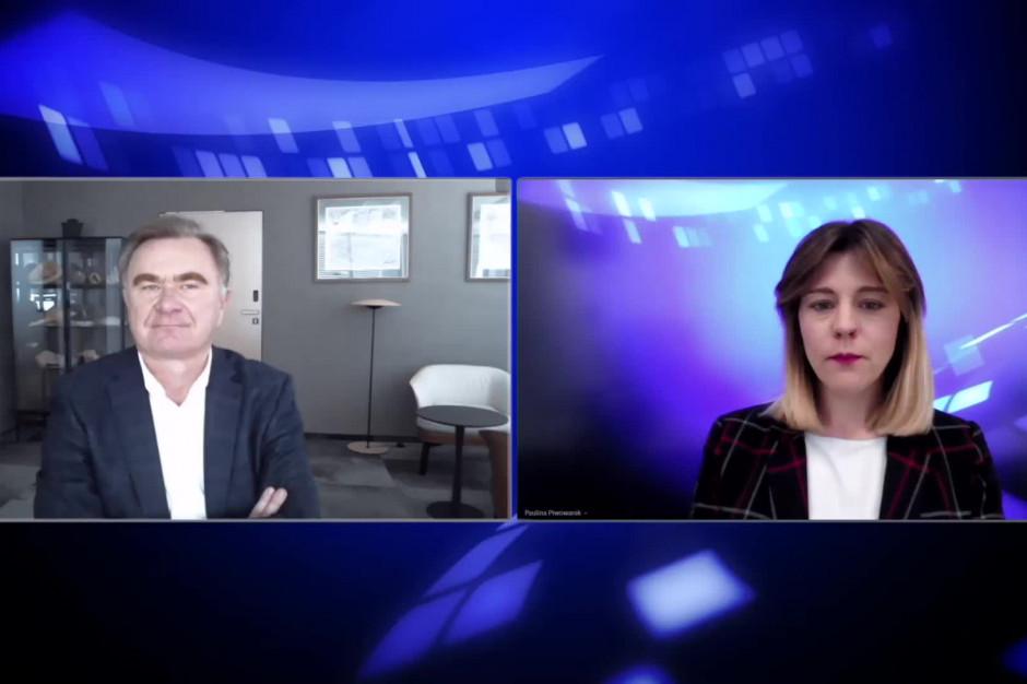 Pawiński na EEC Online: powinniśmy być obrońcami swobód związanych z wolnym rynkiem UE (wideo)
