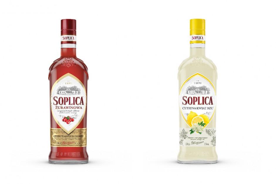 CEDC poszerzą ofertę alkoholi smakowych Soplica