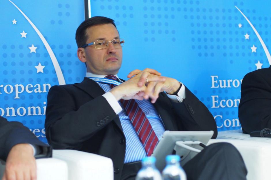 Premier o danych GUS: jak tylko eksport będzie znów możliwy ruszy również produkcja przemysłowa