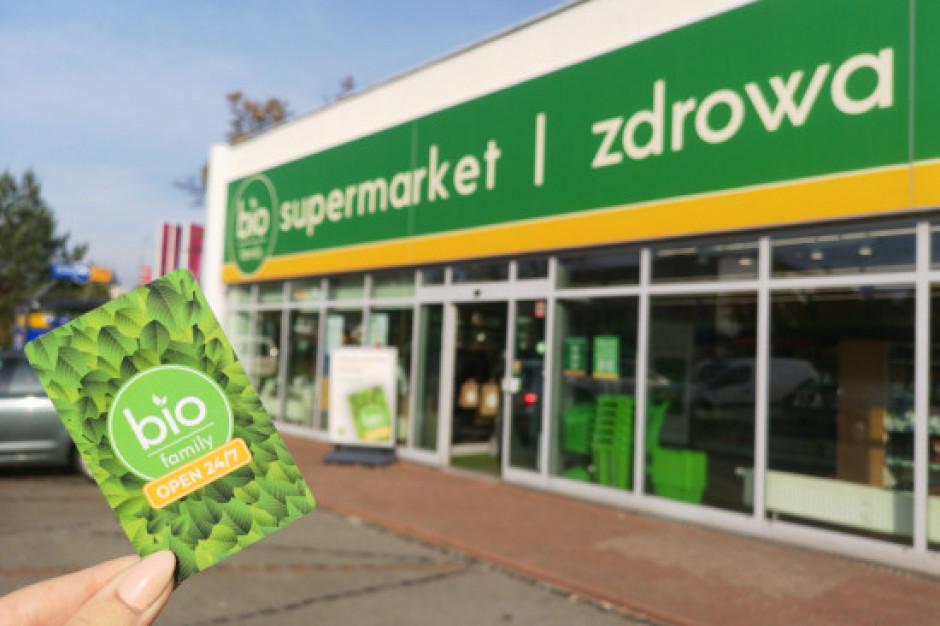 Bio Family Supermarket otwiera kolejny sklep w Warszawie