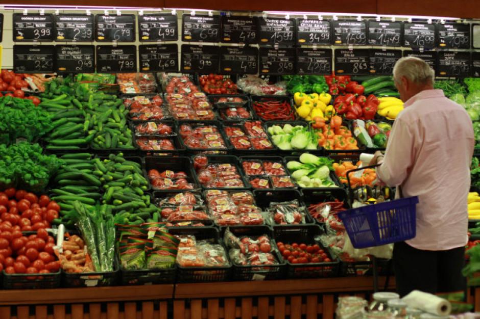 Rynek warzyw: sezonowy wzrost cen mniejszy niż przed rokiem