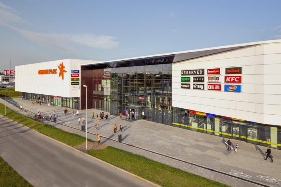 Centra handlowe Gemini Park: Wróciło ponad 77 proc. klientów