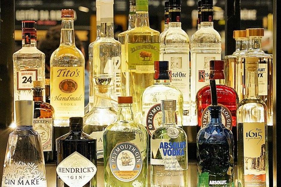 Produkcja wódki spadła w ciągu czterech miesięcy 2020 r. o niemal 11 proc.