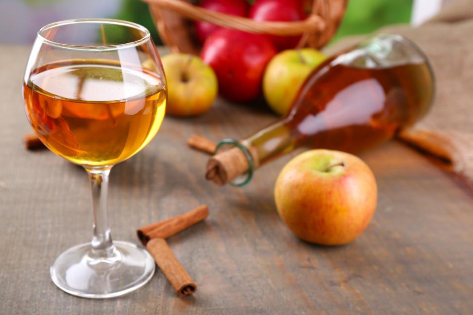 Produkcja win owocowych wzrosła w kwietniu