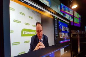 """Mirosław Wawryszczuk, Stokrotka na EEC Online: Model """"zamów i odbierz"""" wpływa na rozwój e-handlu (wideo)"""