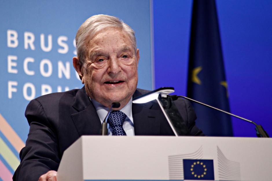 Soros: Chiny zagrożeniem dla Europy