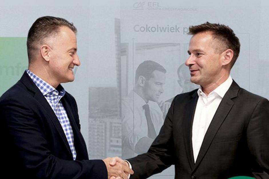 EFL przejmuje kontrolę nad spółką Hama Polska wynajmującą ciągniki siodłowe