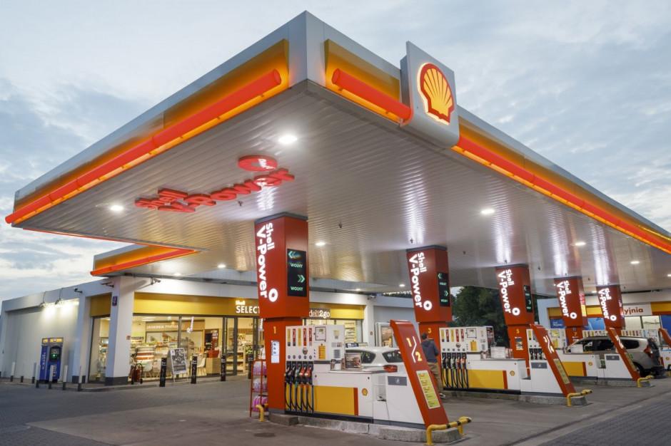 Shell chce przejąć część mienia stacji paliw ze Śląska