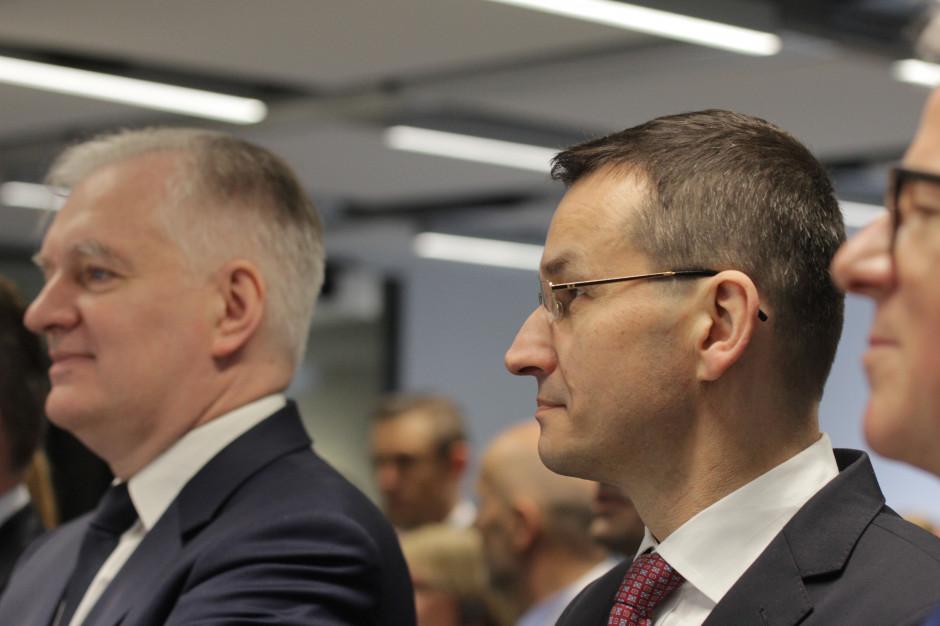 Premier: Dziś wiemy, że decyzje rządu w sprawie obostrzeń były właściwe