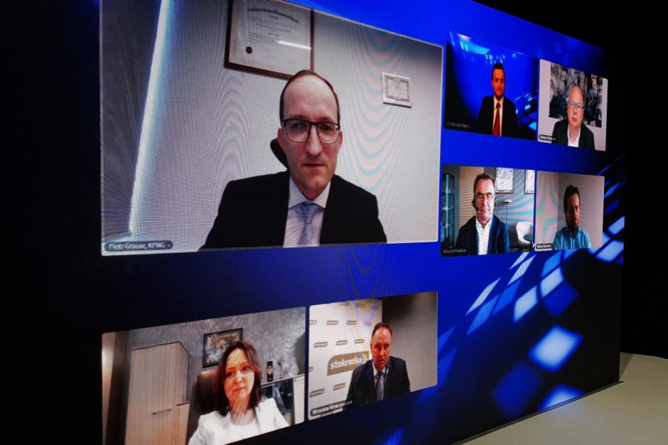 Grauer na EEC Online: W czasach kryzysu aktywność akwizycyjna spada (wideo)