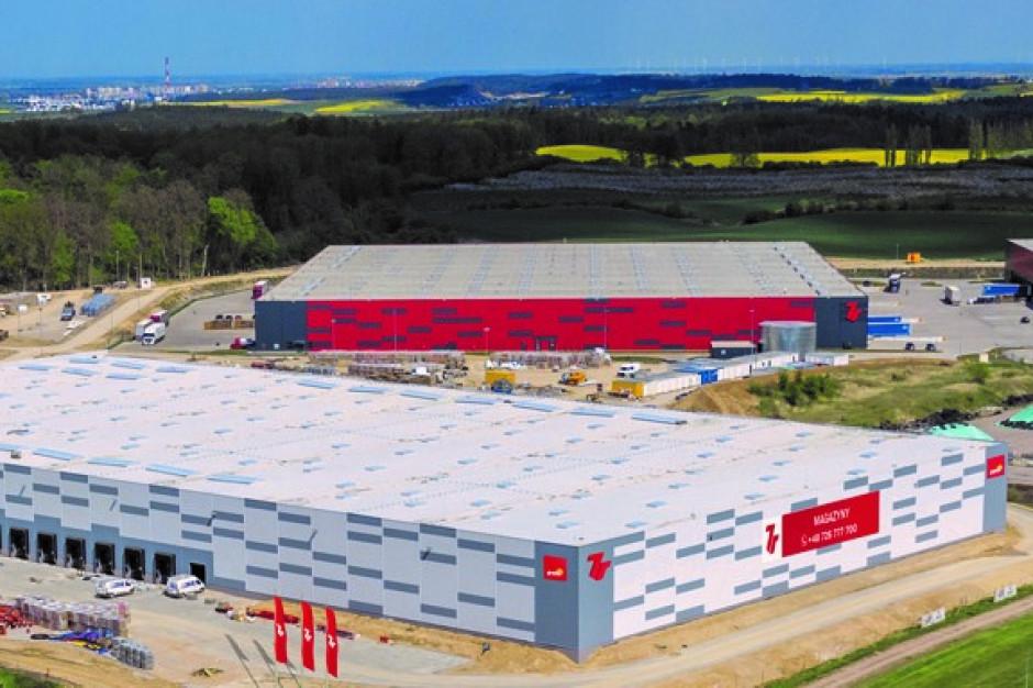 Polomarket buduje trzecie centrum logistyczne
