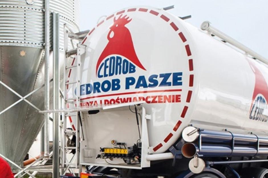 Cedrob Pasze: W 2021 staniemy się największym producentem pasz w Polsce
