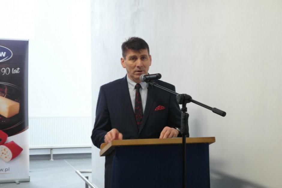 Prezes OSM Kosów Lacki: Na rynku mleczarskim zajdą zmiany