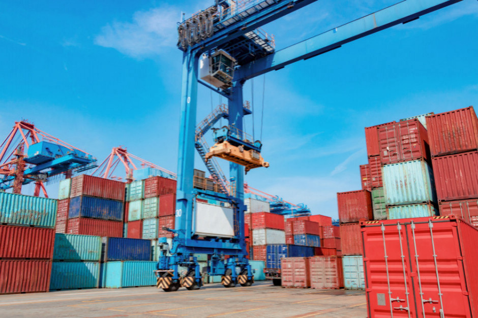 Rekordowy spadek niemieckiego eksportu