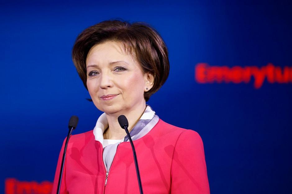 Minister Maląg: budowanie polskiej marki to wartość priortytetowa