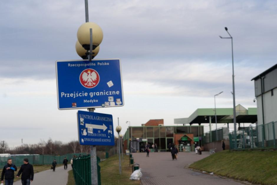 Od 14.06 zniesienie obowiązku kwarantanny po przekroczeniu granicy Polski