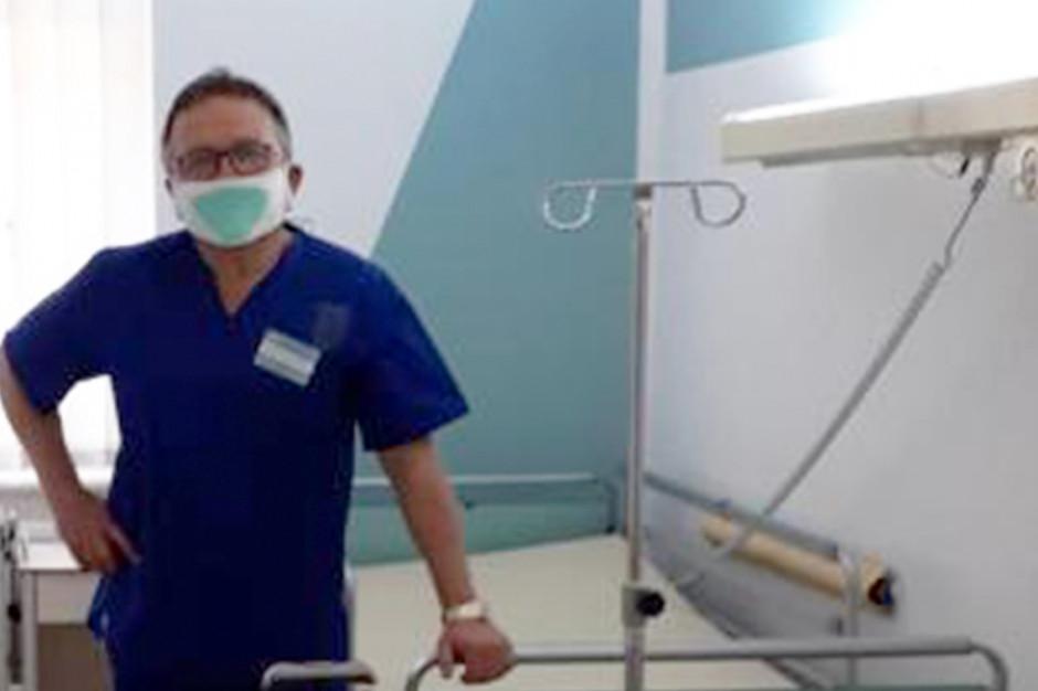 Sedar S.A. pomaga w walce z koronawirusem