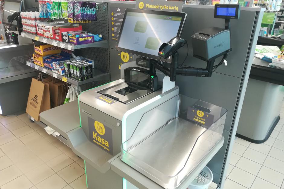 Stokrotka wprowadza kasy samoobsługowe do swoich sklepów