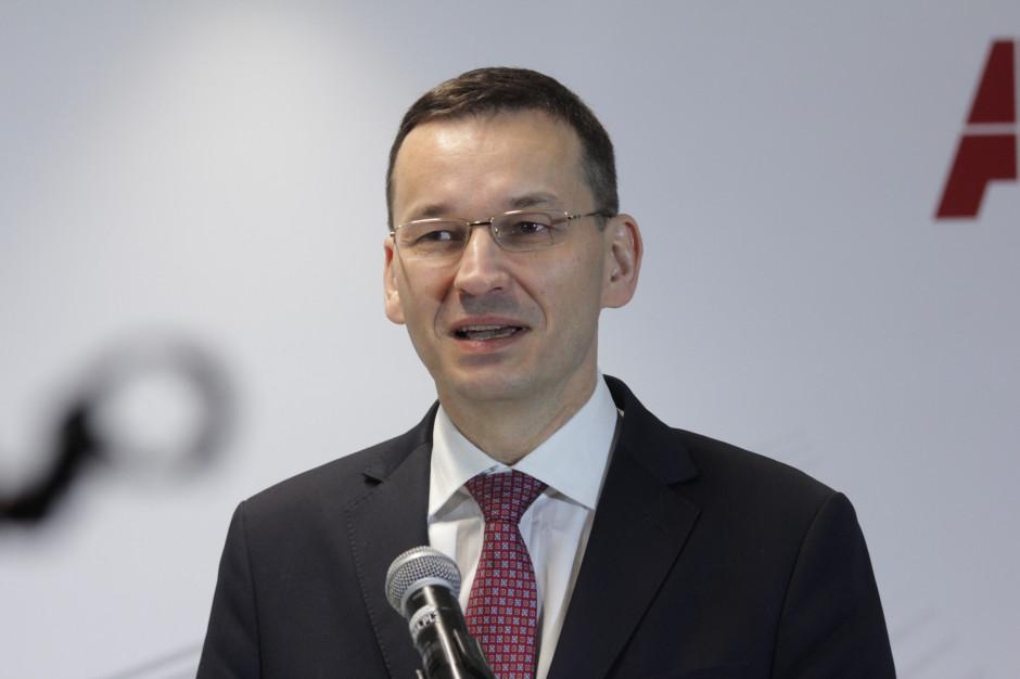 Morawiecki: Polska będzie miała najpłytszą recesję spośród krajów Unii Europejskiej